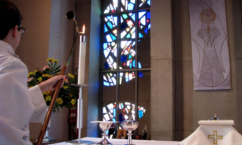 Serve at Church