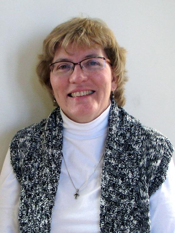 Reverend Sally Gausmann